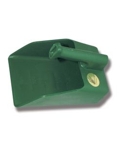 Foderskopa OK Plast Grön