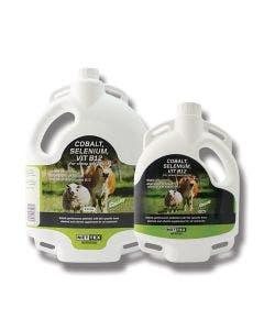 Fodertillskott Kobolt/Selen B12 2,5 liter för nöt och får