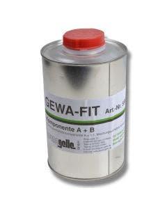 GEWA-FIT härdare 1 L