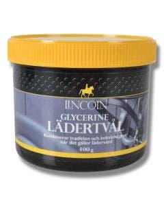 Glycerine lädertvål Lincoln 400 g