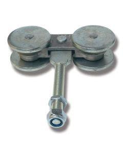Hängrulle 56FJX/S Henderson 307 Metall