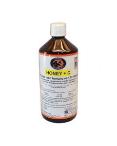 Honey + C  Foran 1 liter