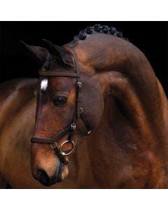 Horseware Rambo Micklemträns Competition Cob Brun