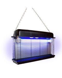 Insektsfångare med UV-lampor