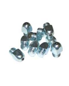 "Isbrodd 14mm 3/8"" 10-pack extra tillbeh. broddbox"