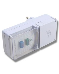 Jordfelsbrytare portabel IP44