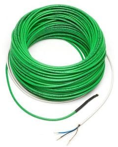 Kima Värmekabel Dark Green 10m