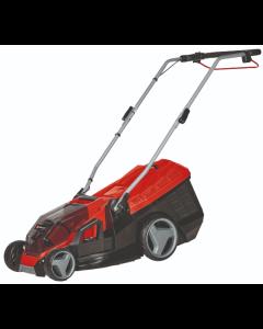 Gräsklippare Einhell GE-CM 36/36 Inkl 2x4,0Ah-batterier Och Laddare