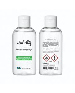 Handdesinfektion Lawinex 100 ml Gel 70%