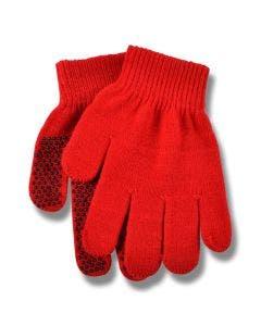 Magic Gloves barn röd