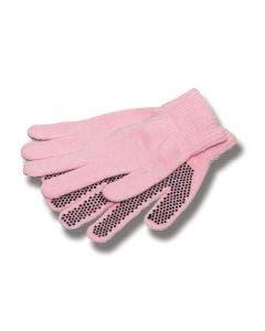 Magic Gloves barn rosa