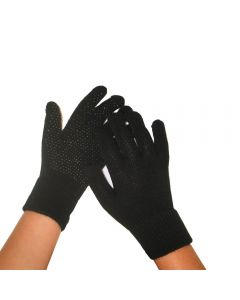 Magic Gloves barn svart
