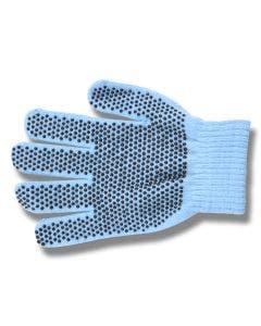 Magic Gloves vuxen ljusblå