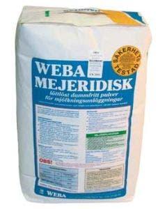 Maskindisk Weba klorfri 15 kg