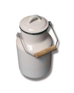 Mjölkkanna Emalj 2 liter