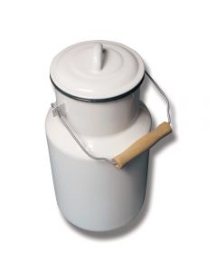 Mjölkkanna Emalj 4 liter
