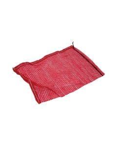Nätsäck 10 kg Röd 40 x 60 cm