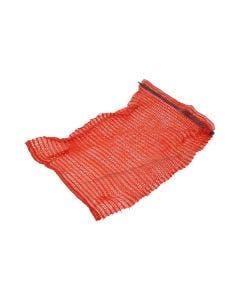 Nätsäck 5 kg orange/röd