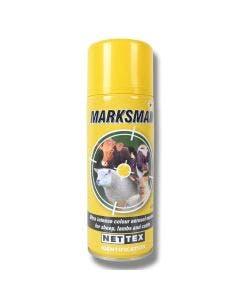 Net-Tex märkspray gul till får 400 ml