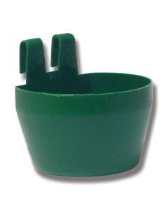 Plastvattenkopp grön 100 x 80 x 60 mm 300 ml