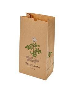 """Potatiskanister 2 kg """"Matpotatis"""" 500 stycken / förpackning"""