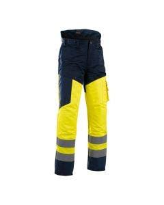 Sågskyddsbyxa varsel Blåkläder strl. C48