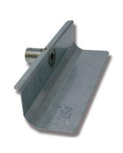 Skjutraka Rostfri 480 mm