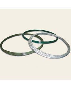 Spänntråd till flätverksnät, tjocklek 4 mm, grön