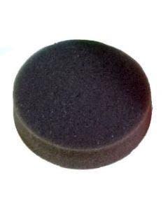 Svamp rund för sadeltvål 80 mm i diameter