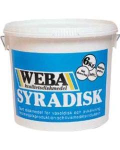 Syradisk Weba 6 kg