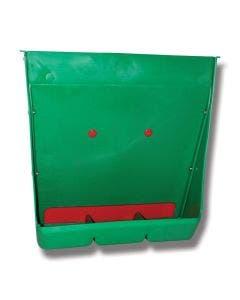 Torrfoderautomat OK Plast 444 För avvänjningsgrisar