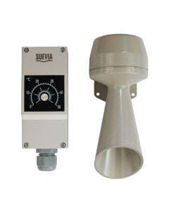 Varningssystem för cirkulerande vattensystem