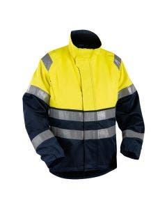 Varseljacka Blåkläder bävernylon Skogsmodell