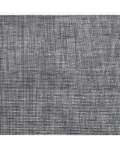 Vindnät Zill Standard Bredd 2000 mm Svart delad rulle/lpm