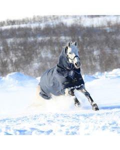 Vintertäcke Horseware Amigo Bravo 12 Plus 400 g Marin