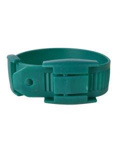 Vristband Plast Grön 5 st/frp
