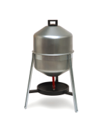 Vattenautomat Galvad plåt Ca 30 liter