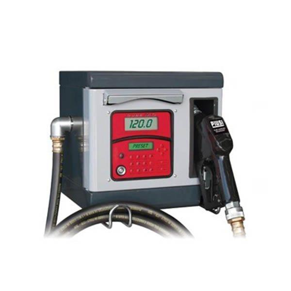 Dieselpumpautomat Piusi Service 70 Mc 120 Användare Med Printer