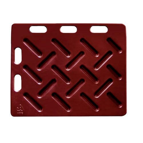 Drivplatta 94x76 Cm Röd