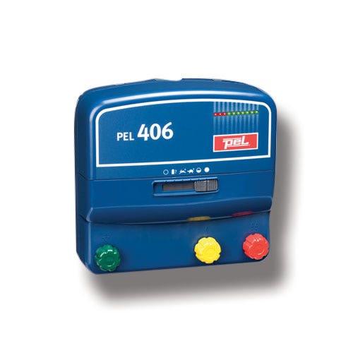Elstängselaggregat Pel 406