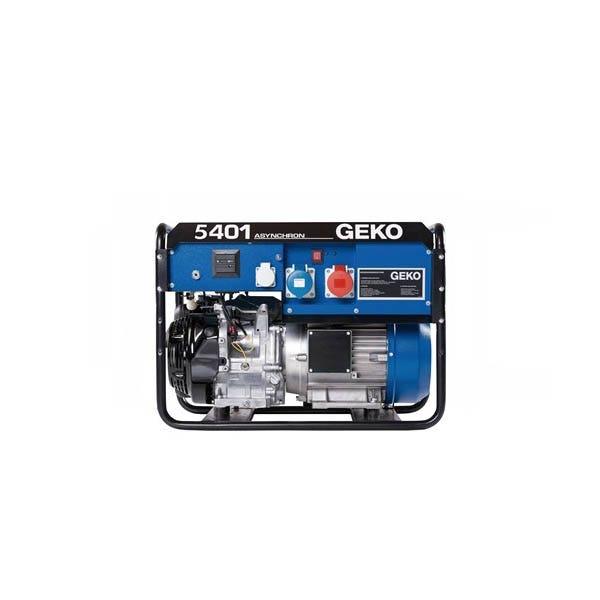 Elverk Geko 5401 Ed-aa/heba Bensin