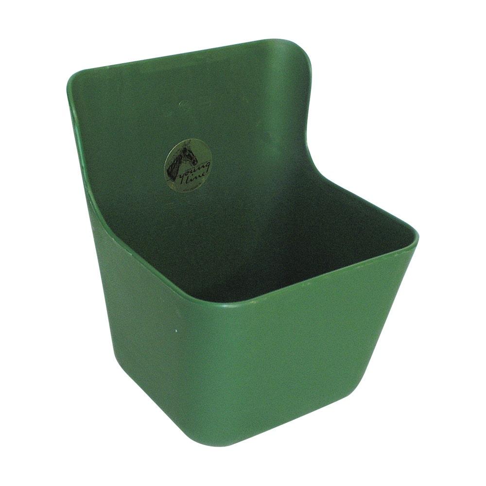 Foderkrubba Ok Plast 110 Grön