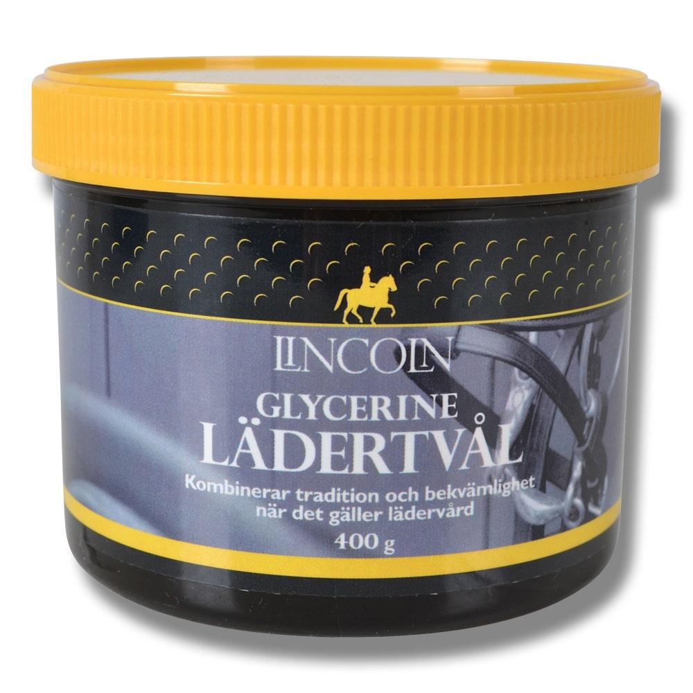 Glycerine lädertvål Lincoln 400 g - Lincoln