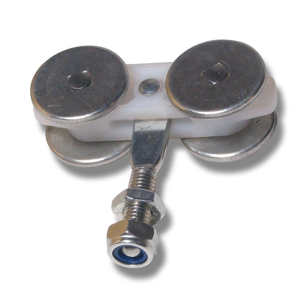 Hängrulle 56k/s30 Henderson 290 Metall