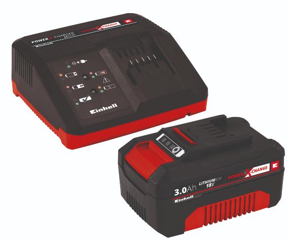 Einhell Pxc Starter Kit 18v 3,0ah