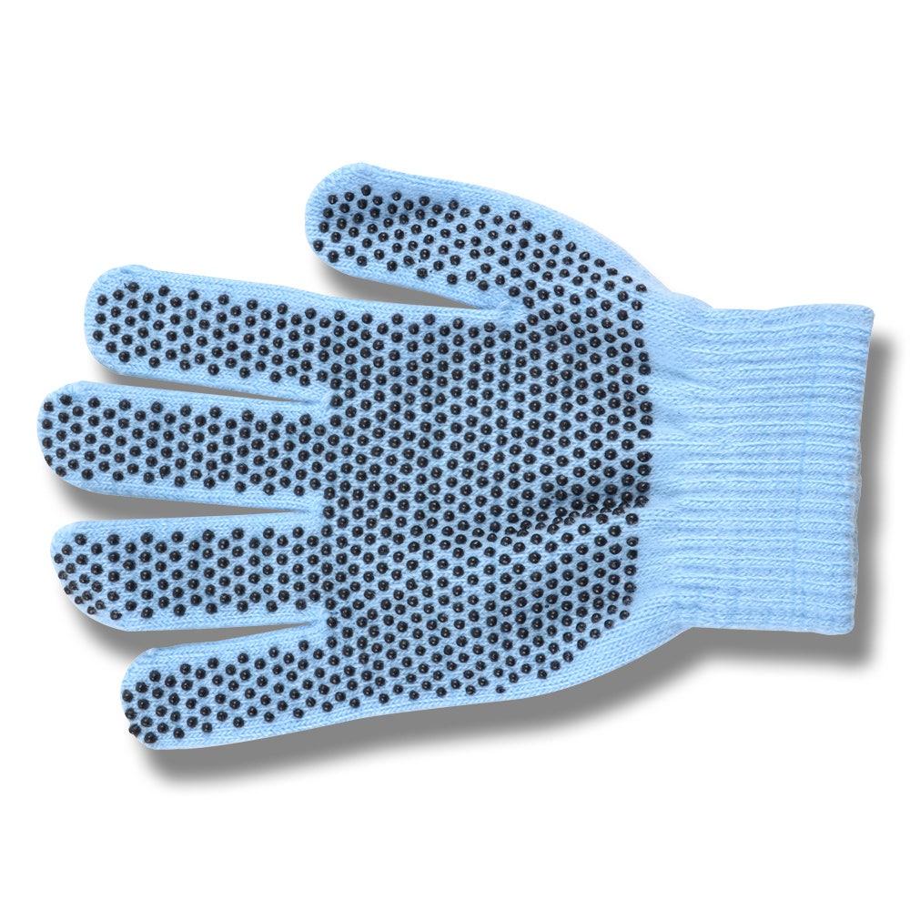 Magic Gloves vuxen ljusblå - Hansbo Sport