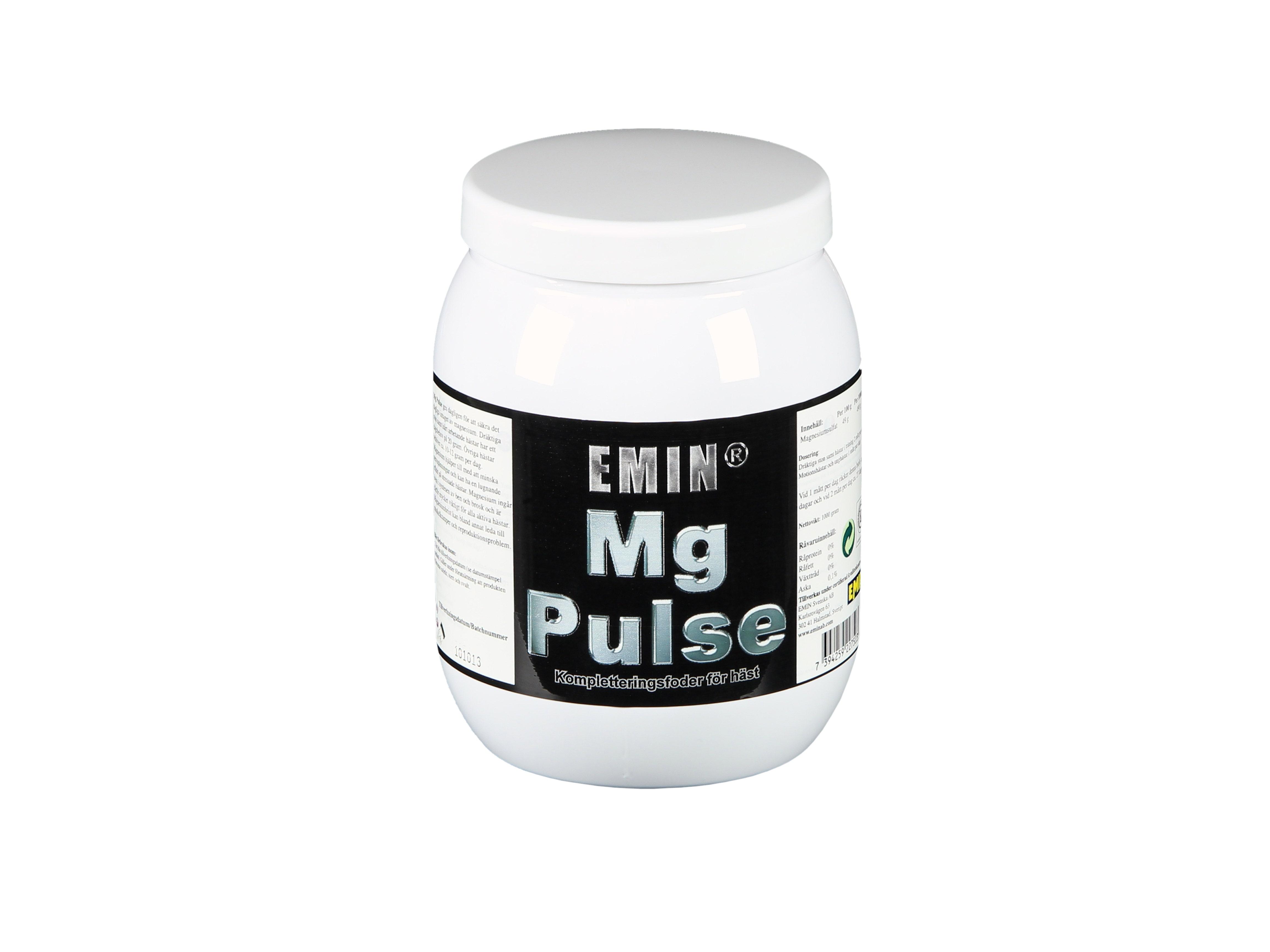Mg Pulse Emin 1000 gram - Emin