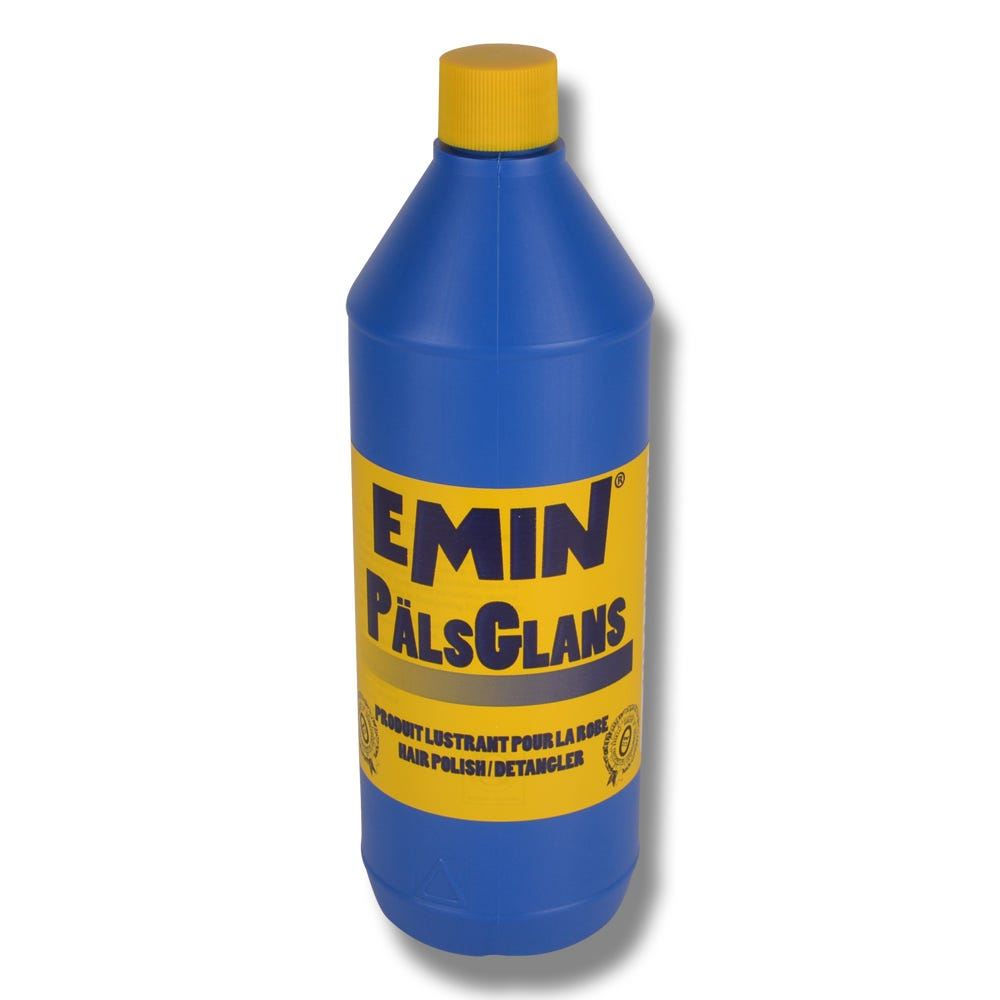 Pälsglans Emin 1 liter - Emin