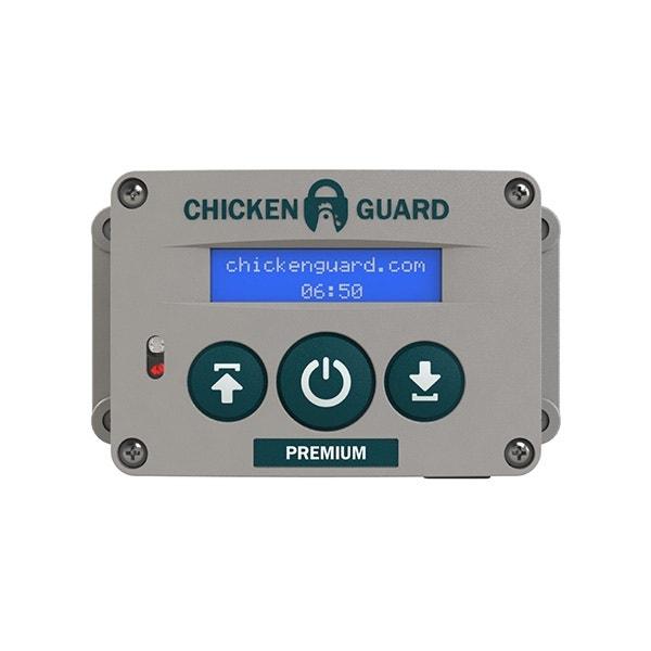 Automatisk Lucköppnare Chicken Guard Premium