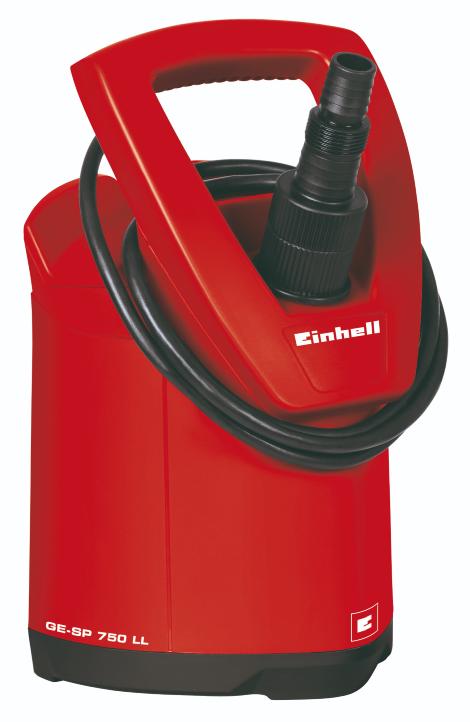 Dränkbar Smutsvattenpump Einhell Ge-sp 750 Ll